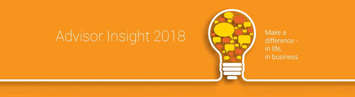 Advisor Insight 2018