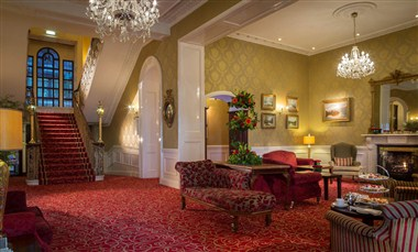 The Grand Hotel- Foyer
