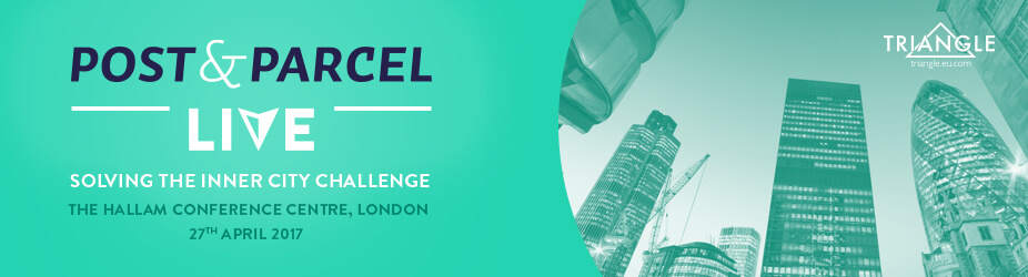 Post & Parcel Live 2017 - Solving the Inner City Challenge