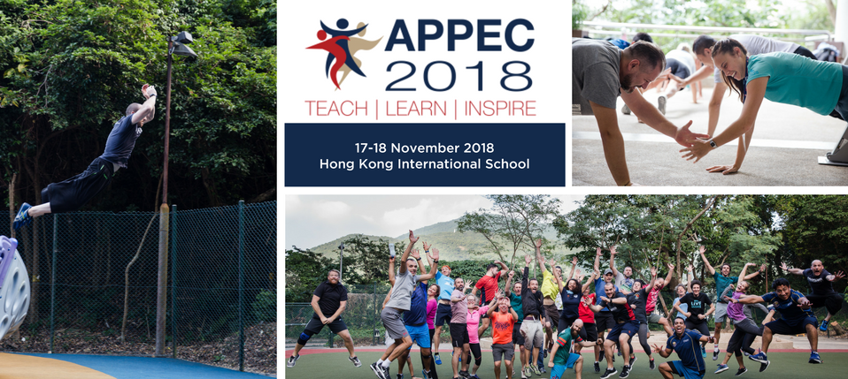 Asia Pacific Physical Education Conference 2018 (APPEC 2018)