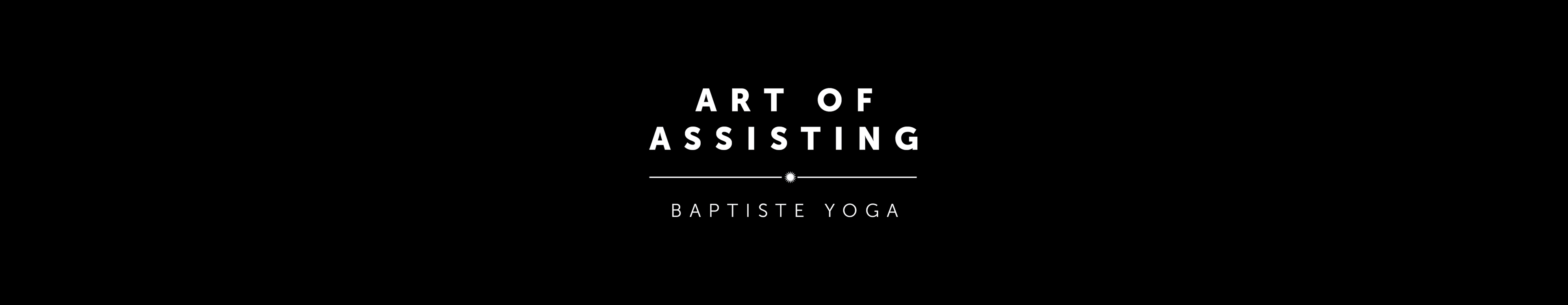 Epic Yoga | Art of Assisting