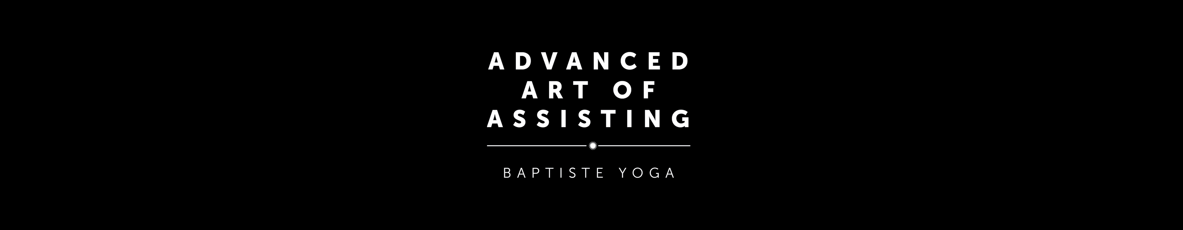 Connecticut Power Yoga | Advanced Art of Assisting