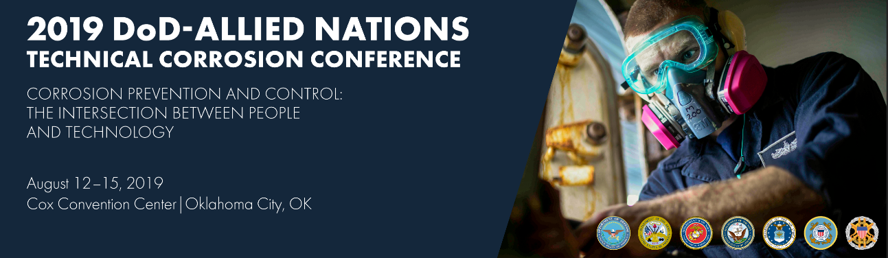 2019 DoD - Allied Nations Technical Corrosion Conference