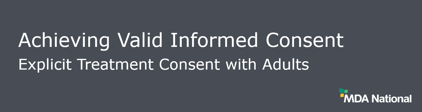 Achieving Valid Informed Consent