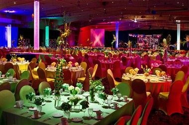 Exhibit Hall - Formal Banquet