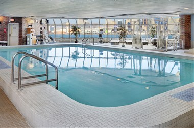 Fitness Centre - Pool
