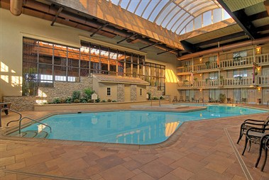 Heated Indoor Pool & Whirpool