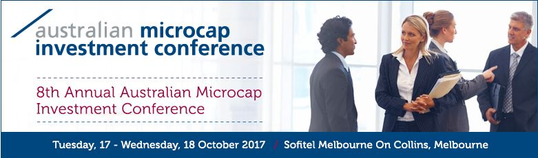 8th Annual Australian Microcap Investment Conference