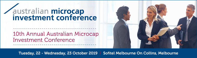 10th Annual Australian Microcap Investment Conference