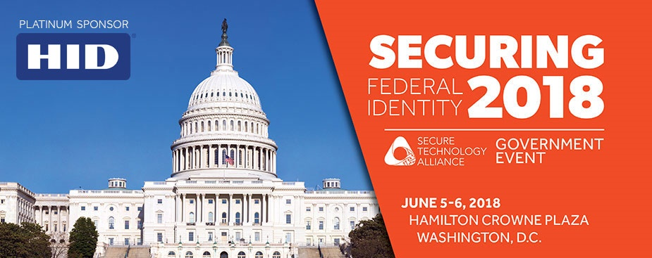 Securing Federal Identity 2018: A Secure Technology Alliance Government Event