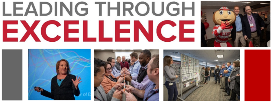 Leading Through Excellence: COE Summit 2019