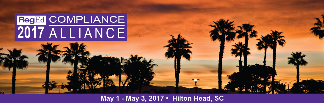 RegEd Compliance Alliance 2017