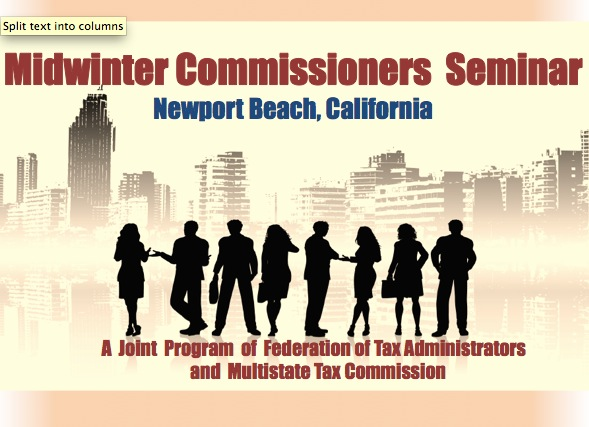 2012 Midwinter Commissioners Meeting