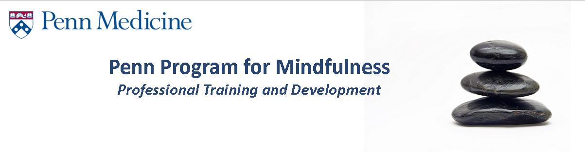 Certificate in Teaching Mindfulness-based Stress Management