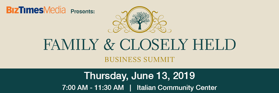 2019 Family & Closely Held Business Summit