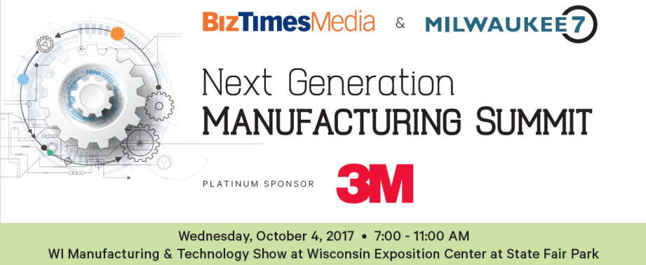 2017 Next Generation Manufacturing Summit