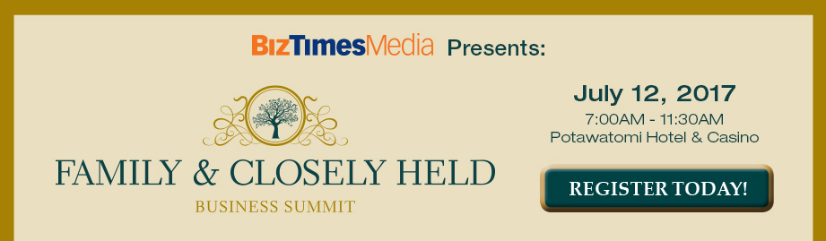 2017 Family & Closely Held Business Summit