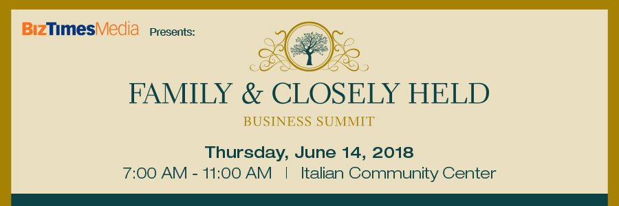 2018 Family & Closely Held Business Summit