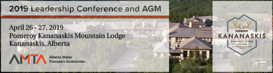 2019 Leadership Conference and Annual General Meeting