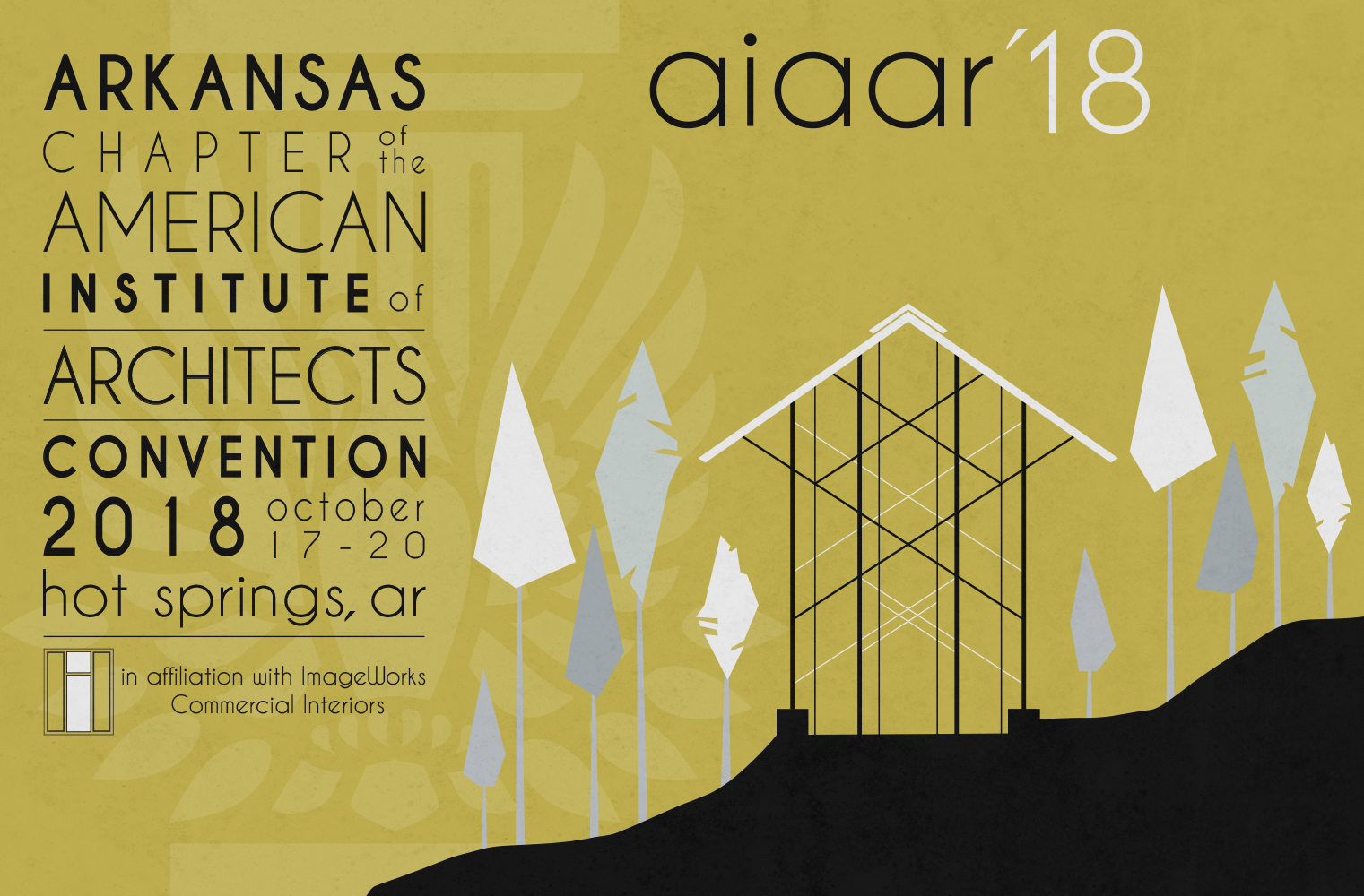 2018 AIAAR State Convention - Oct 17-20th