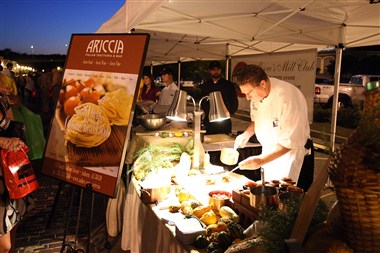 On The Tracks Food & Wine Festival
