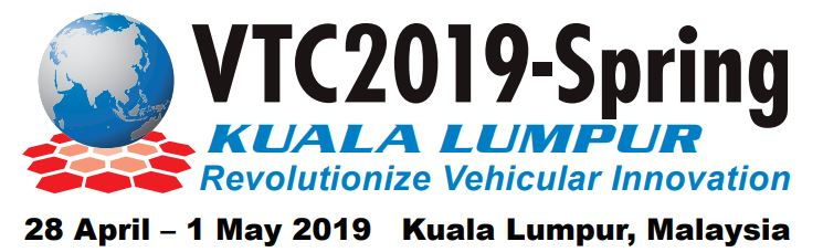 2019 IEEE 89th Vehicular Technology Conference (VTC2019-Spring)