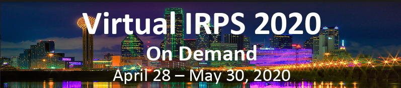 2020 IEEE International Reliability Physics Symposium (IRPS)
