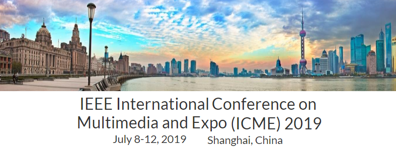 2019 IEEE International Conference on Multimedia and Expo (ICME)