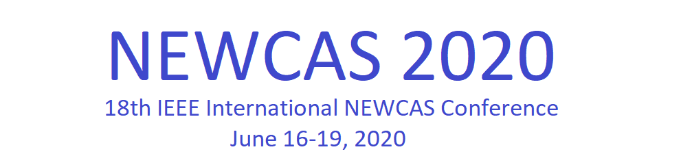 2020 18th IEEE International New Circuits and Systems Conference (NEWCAS)