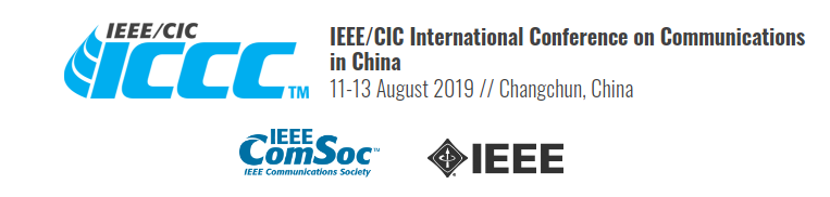 2019 IEEE/CIC International Conference on Communications in China (ICCC)