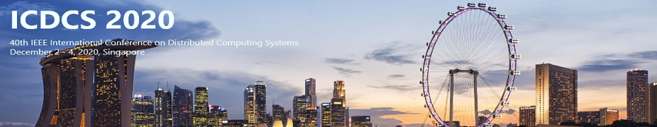 2020 IEEE 40th International Conference on Distributed Computing Systems (ICDCS)
