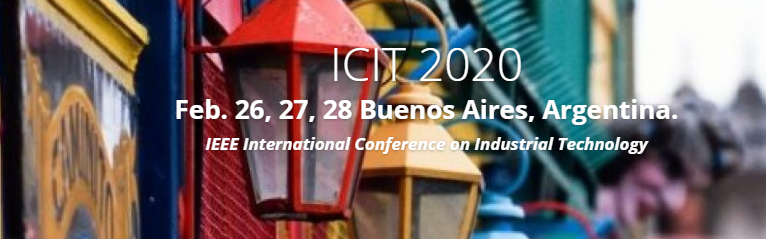 2020 IEEE International Conference on Industrial Technology (ICIT)