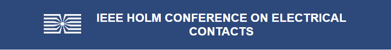 2019 IEEE Holm Conference on Electrical Contacts