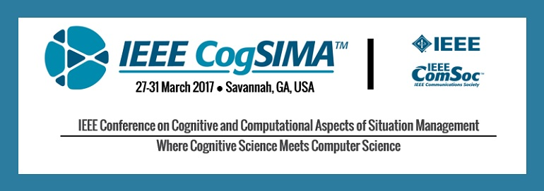 2017 IEEE Conference on Cognitive and Computational Aspects of Situation Management (CogSIMA)