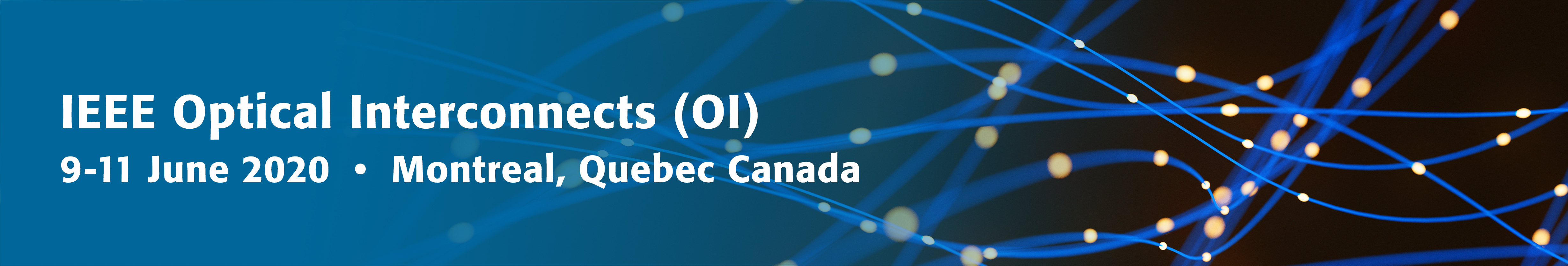 2020 IEEE Optical Interconnects Conference (OI)