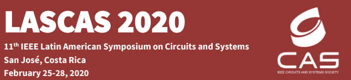 2020 IEEE 11th Latin American Symposium on Circuits & Systems (LASCAS)