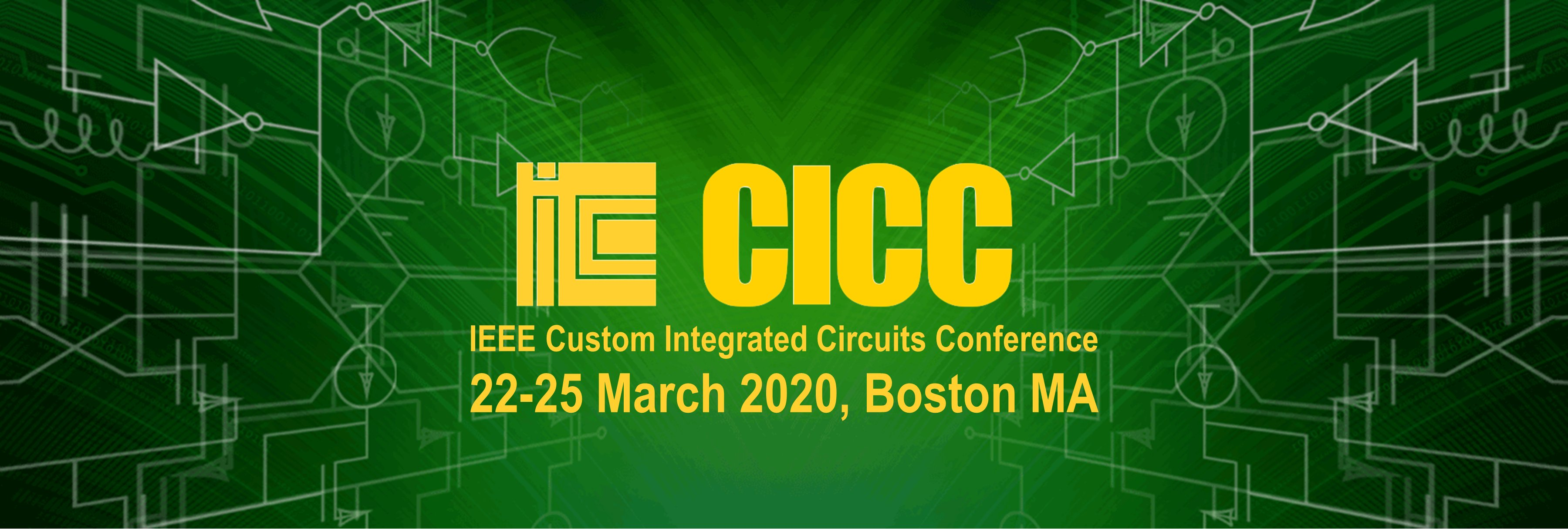 2020 IEEE Custom Integrated Circuits Conference (CICC)