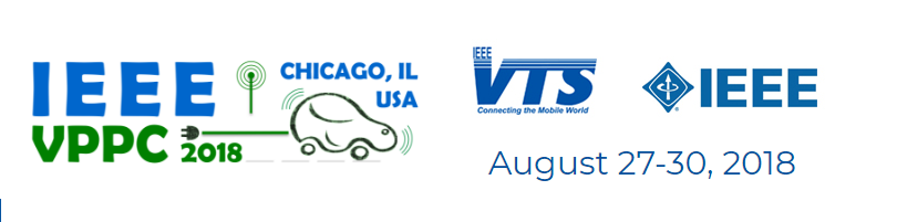 2018 IEEE Vehicle Power and Propulsion Conference (VPPC)