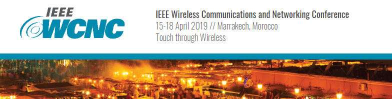 2019 IEEE Wireless Communications and Networking Conference (WCNC)