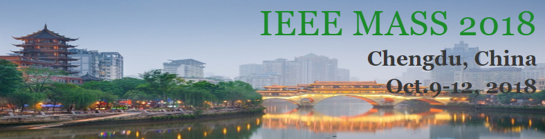 2018 IEEE 15th International Conference on Mobile Ad Hoc and Sensor Systems (MASS)