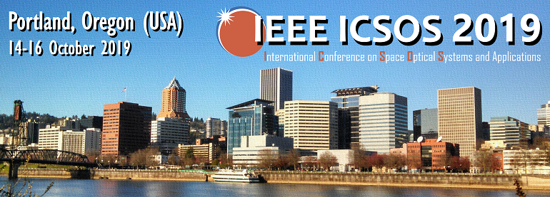 2019 IEEE International Conference on Space Optical Systems and Applications (ICSOS)