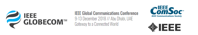 2018 IEEE Global Communications Conference (GLOBECOM)