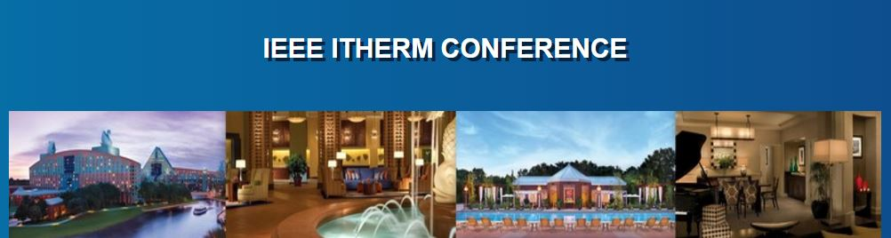 ITherm 2017 Banner
