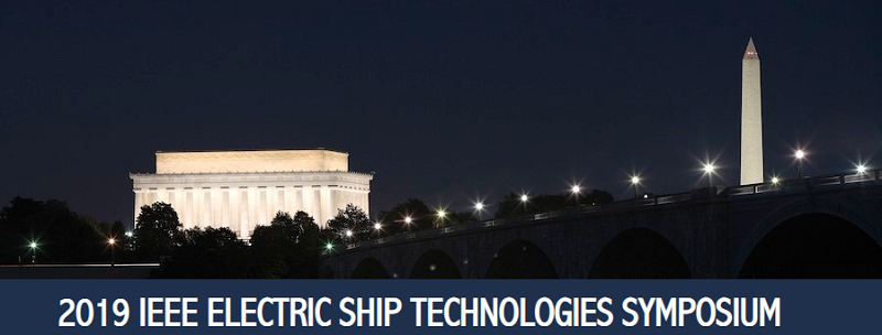 2019 IEEE Electric Ship Technologies Symposium (ESTS)