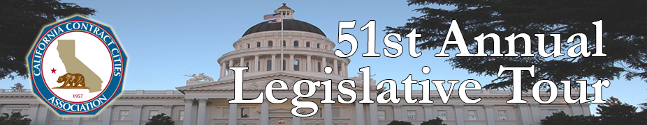 51st Annual Sacramento Legislative Tour
