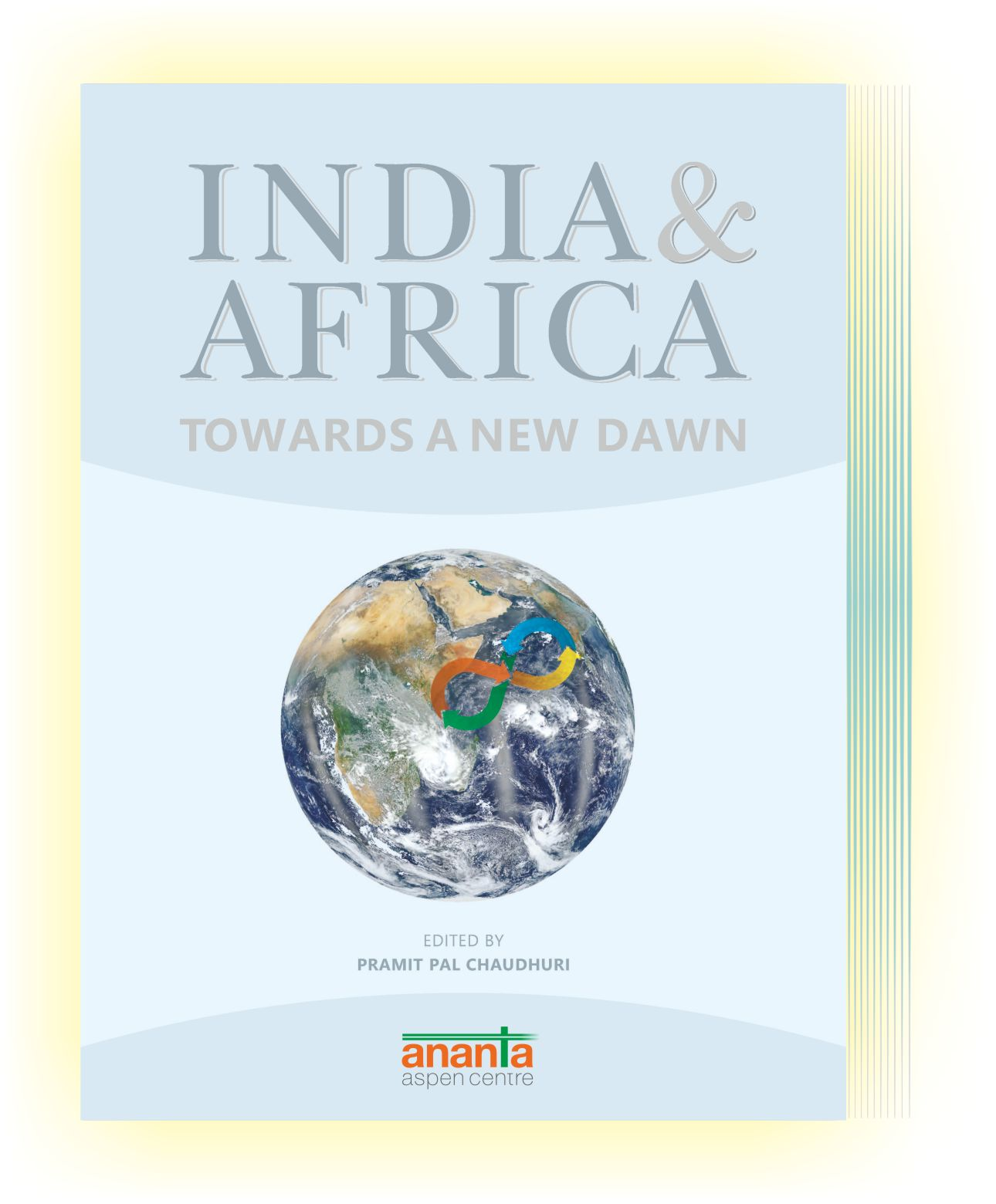 India-Africa Relations Book Cover 27-06-16