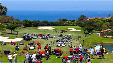 Dana Point Concours Event
