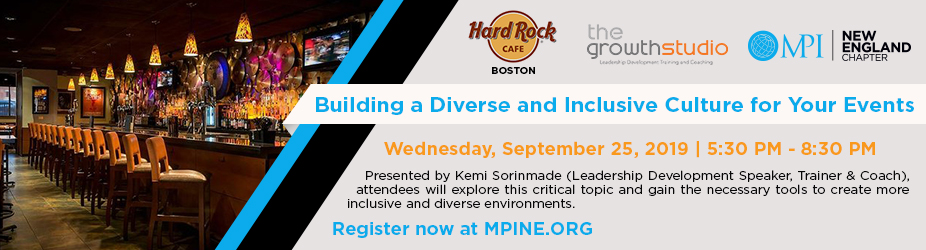 Building a Diverse and Inclusive Culture for Your Events