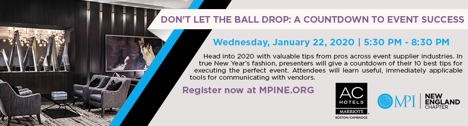Don't Let the Ball Drop: A Countdown to Event Success