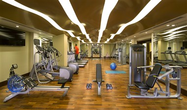 The Fitness Club (GYM)